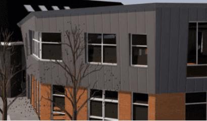 Bouwkundig slim versterken van scholen provincie Groningen